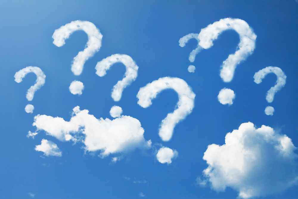 motivational thoughts the question mark