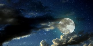 Full Moon and Lunar Eclipse anchoring our real destiny